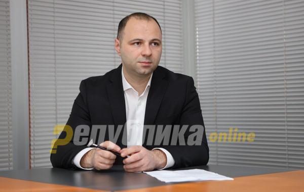 Мисајловски: Ако некој градел и има проекти тоа е ВМРО-ДПМНЕ