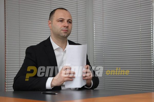 Мисајловски: Македонија во 2020 има рекордно регистрирано ниво на корупција во историјата