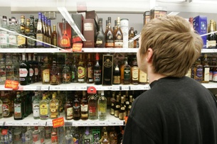 Во Русија зголемена продажбата на алкохол