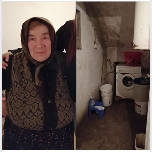 Баба Марица има само една желба – тоалет за да не ги бања внуците во корито