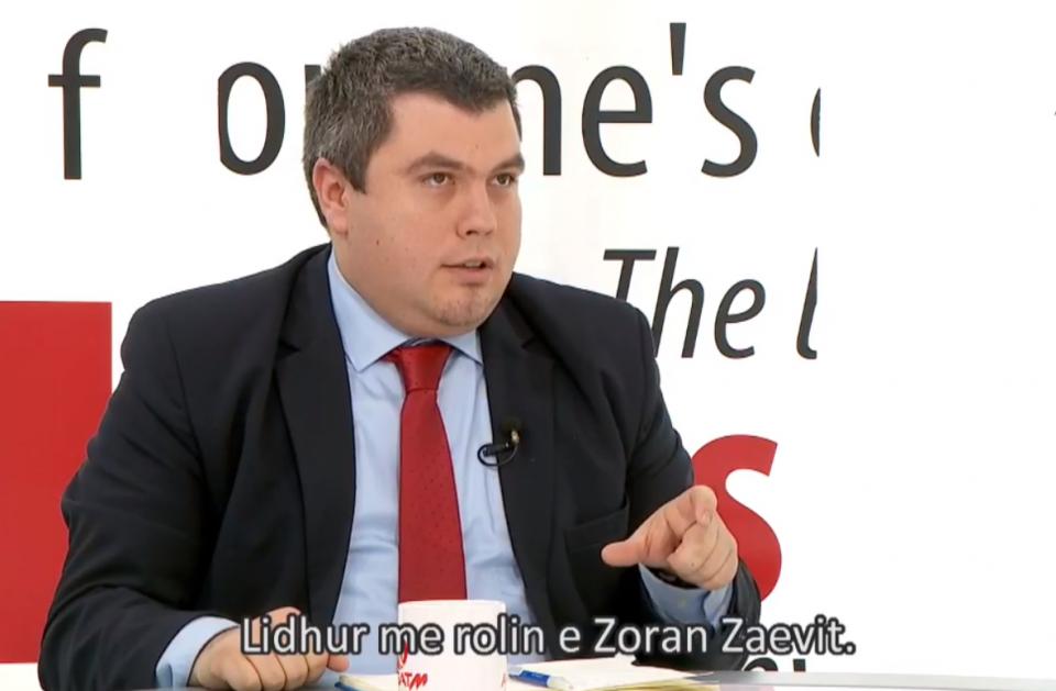 Маричиќ го издаде Заев: Му се jaвил на Боки 13 да му каже дека случајот е приjaвен