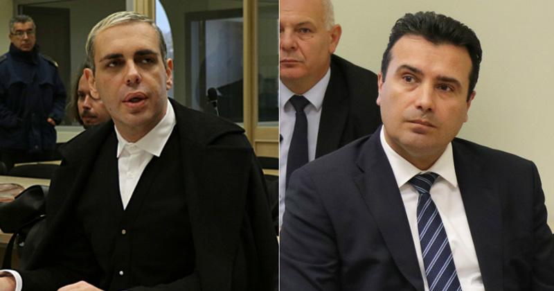 Заев прашуваше како може Јанева да отвора случај против Камчев, кој имал тројца пратеници кои ќе му донесат гласови за референдумот