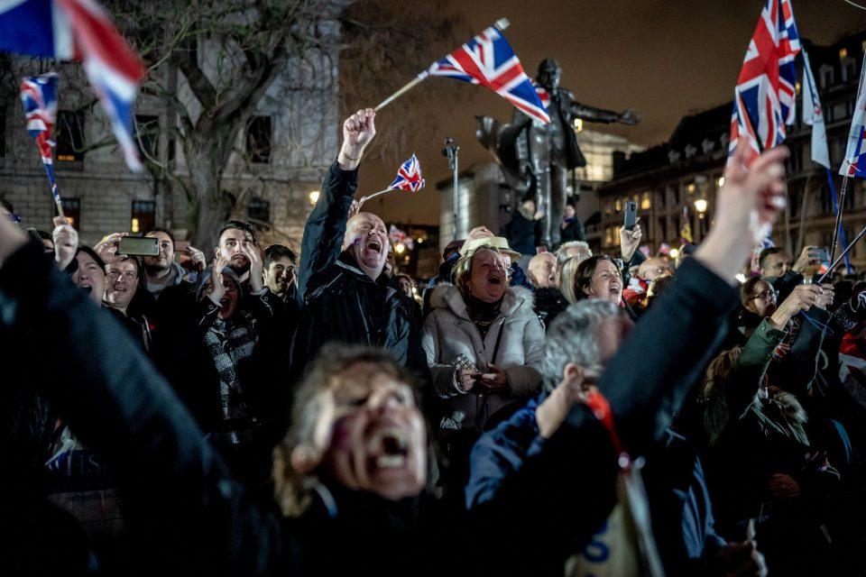 Готово е: Од полноќ Велика Британија веќе не е во Европската унија