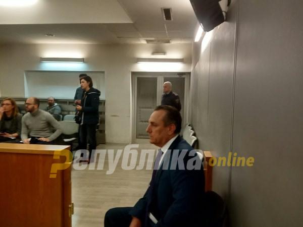 Камчев од адвокатот Димишков дознал дека е под ПИ мерки, а не од Јанева