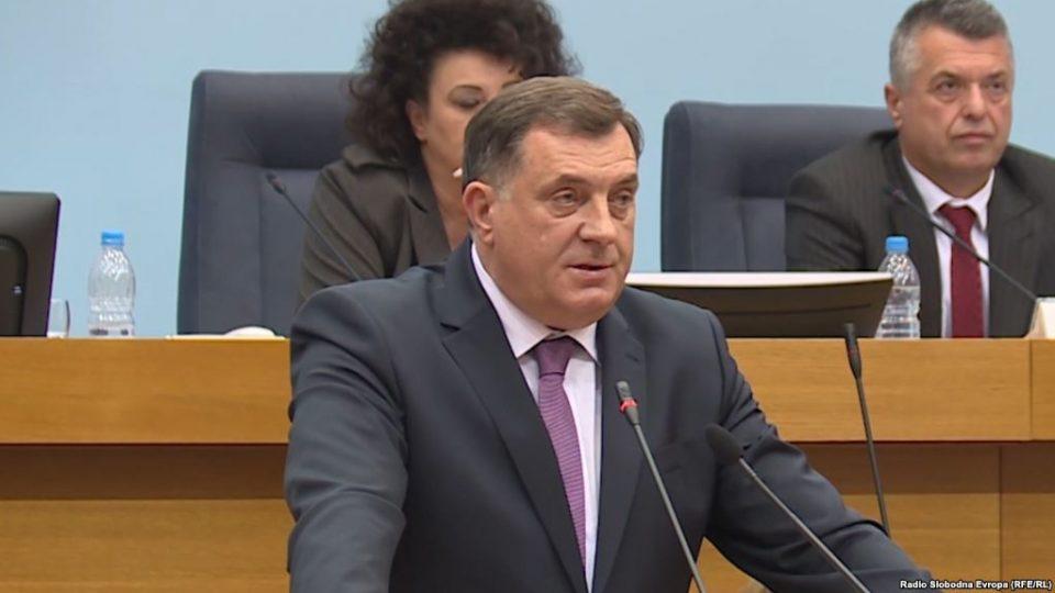 Додик се закани со отцепување на Република Српска од БиХ