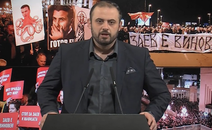 Ѓорѓиевски: Заев конечно е на колена, ако не е достоинствен во владеењето, барем нека биде во заминувањето