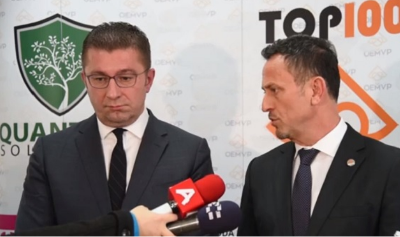 Хоџа: Мерките на ВМРО ДПМНЕ за економијата се реални и остварливи