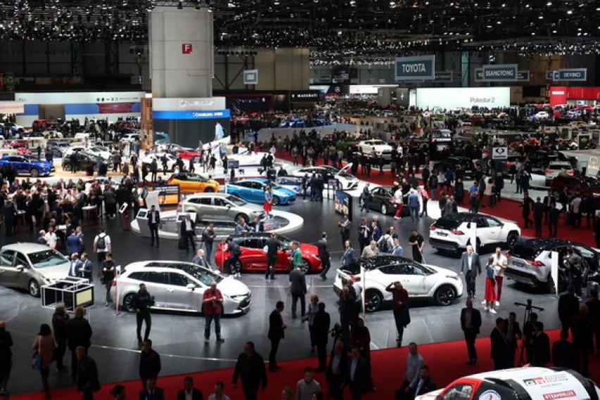Првпат за 79 години е откажан саемот за автомобили во Женева