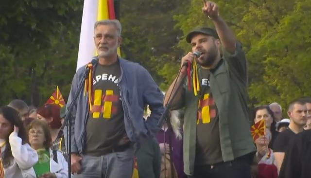 """Илиевски: Движењето """"За заедничка Македонија"""" настана како резултат на Тиранската платформа"""