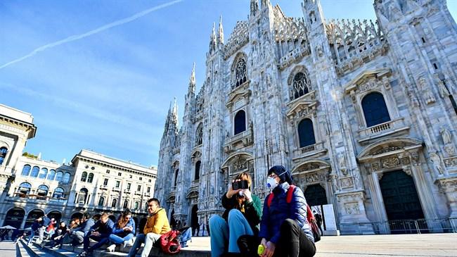 Масовно затворање на музеите во Северна Италија