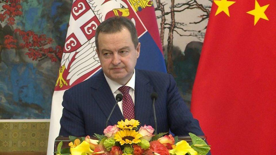Дачиќ: Не е исклучено коронавирусот да е дел од специјалната војна кон Кина
