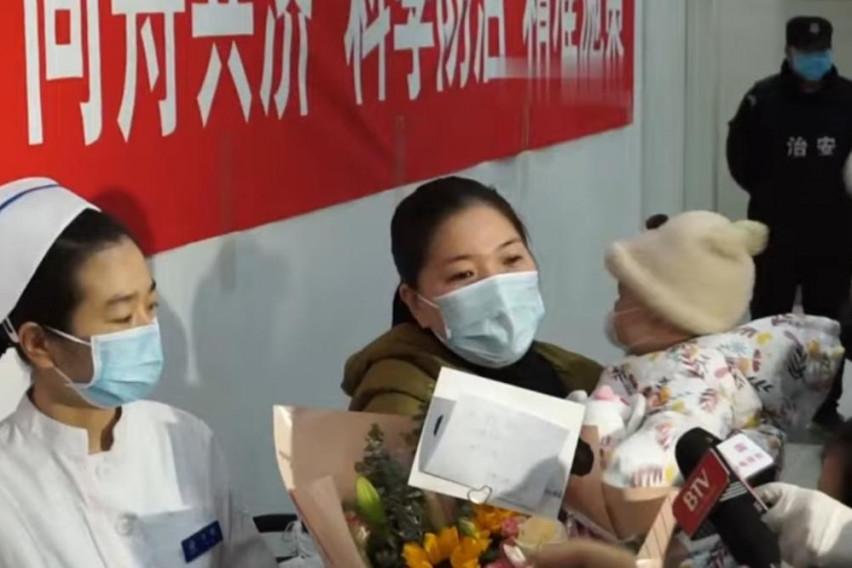 Мал херој: Бебе од 9 месеци го победи коронавирусот