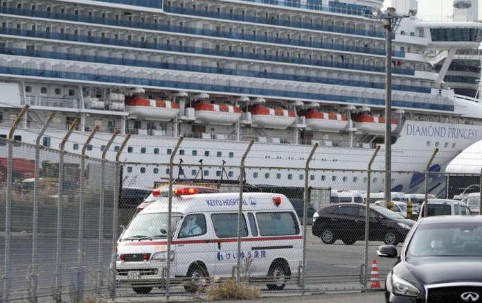 Трет патник од бродот во Јапонија почина од коронавирус