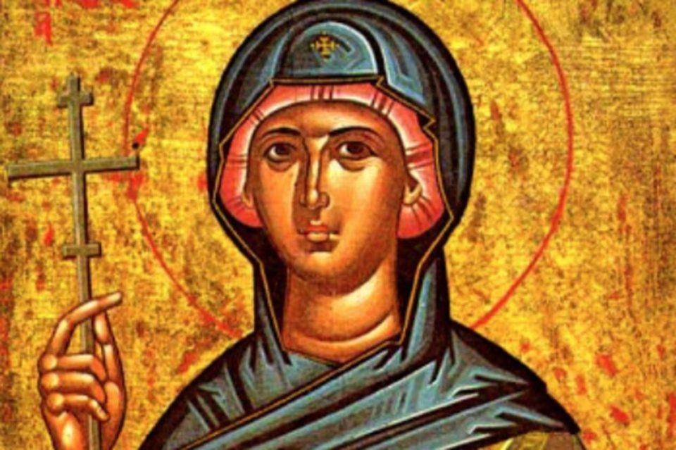 Се борела за правата на жените: На денот на Ксенија Римјанска одете во природа и одморете