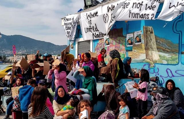 Меѓу 800 бегалци и мигранти на Лезбос, потврдени 21 позитивен случај на Ковид-19