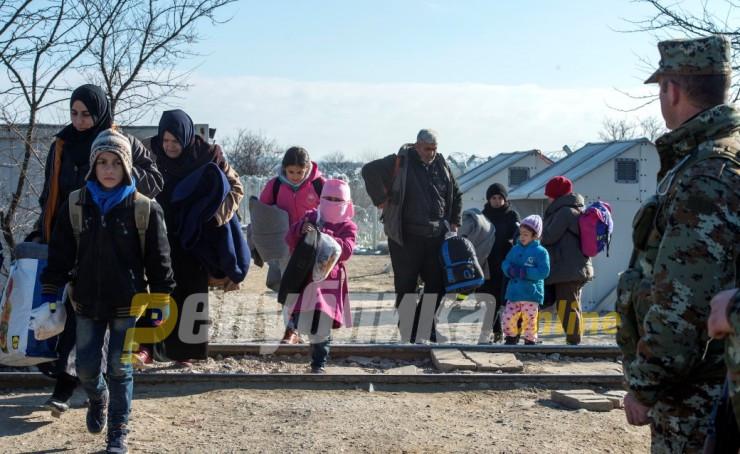 Владата прогласи кризна состојба на северната и јужна граница