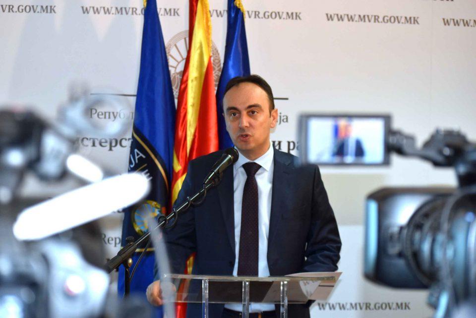Се подготвува пријава за несовесно работење за петмина високи службеници во СВР Велес