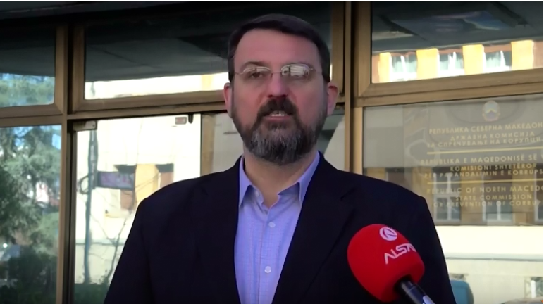 """Стоилковски: Антикорупциска да се огласи за """"касарната"""" на Филипче"""