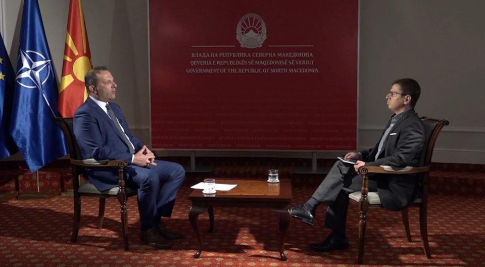 Спасовски: Во Законот за ЈО може да се види дека нема простор за никакви скриени амнестии