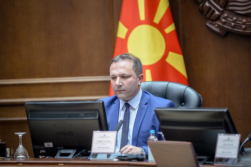 Владата ги поништи распоредувањата на Чулев во МВР