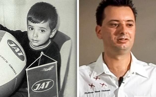 Македонецот кој се родил во авион утре полни 42 години