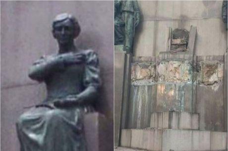 Во Рио украдена бронзена статуа тешка 400 килограми