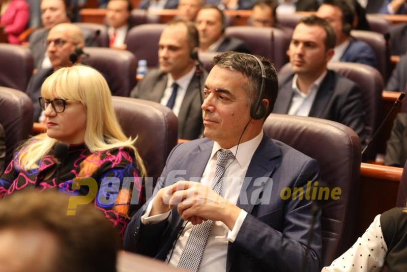 Димитров се заблагодари на ЕУ, но не го кажува датумот