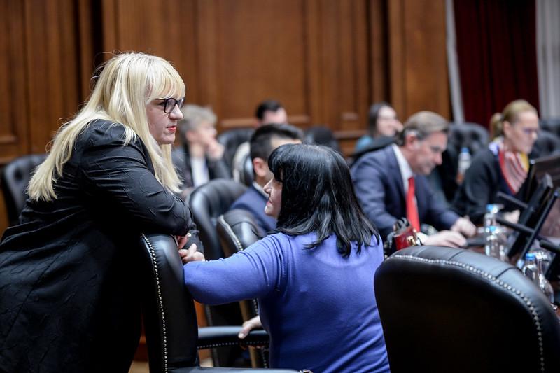 Ноќеска утврден и текстот на предлог-законот за изменување и дополнување на Законот за Советот на ЈО