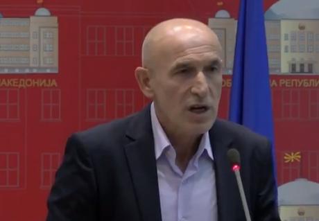 Алијанса за Албанците исто така нема да го гласа Законот за ЈО