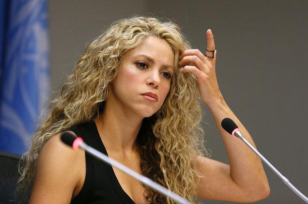 Aферата ја уништи, Шакира не личи на себе