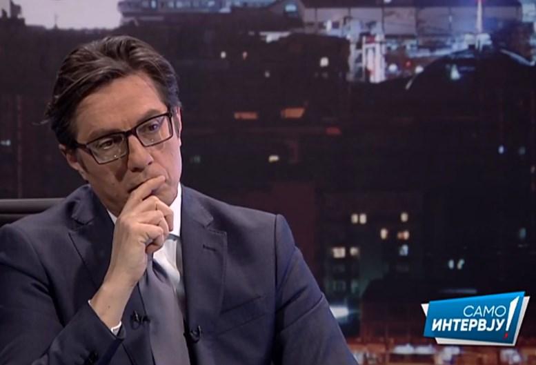 Пендаровски: Ако СДСМ и ДУИ не работат за доброто на граѓаните, јас не сум со нив
