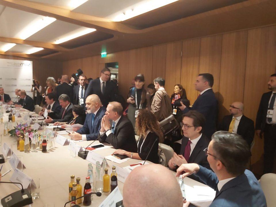 Пендаровски во Минхен: Добрососедските односи еден од клучните фактори за обезбедување стабилност во регионот