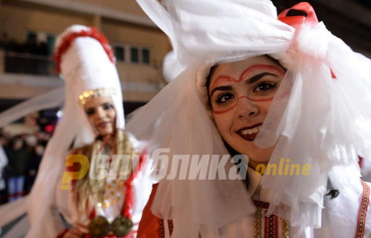Откажани карневалите во Струмица и Прилеп