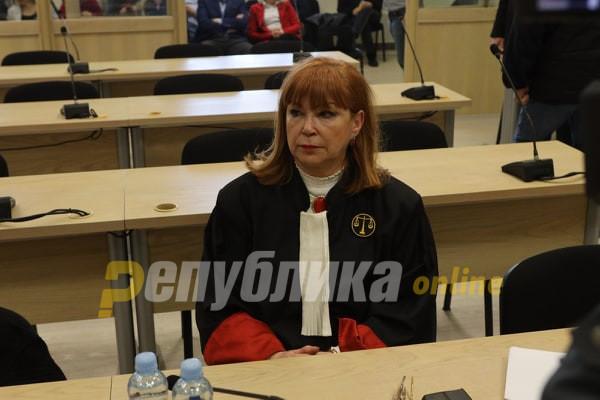 """Миланов со """"непристоен предлог"""" до судијата како одговор на конструкцијата на Русковска"""