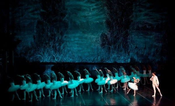 "Балетската класика ""Лебедово езеро"" в петок во Националната опера и балет"