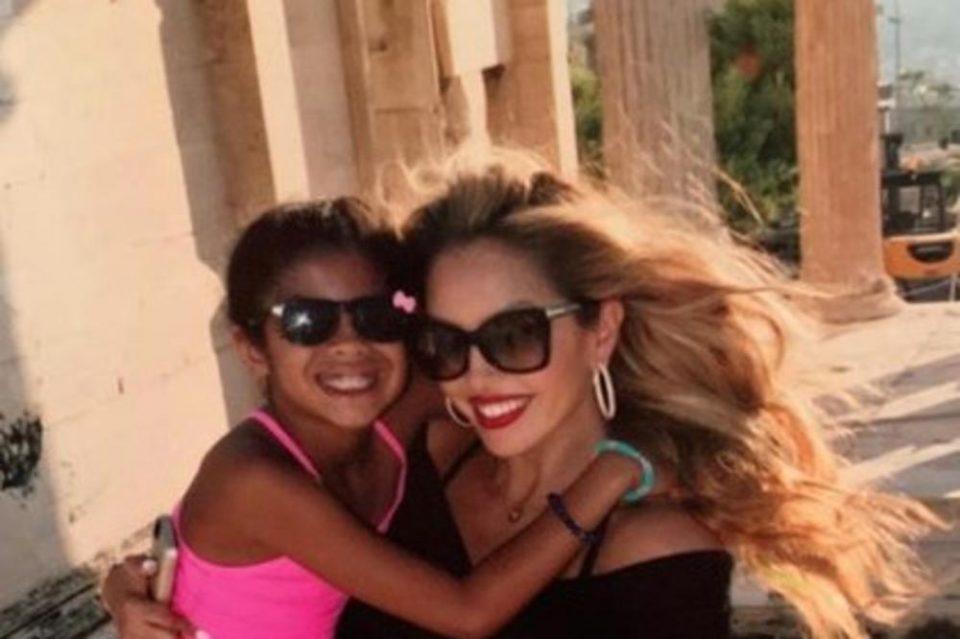Го гледам моето девојче повторно насмеано и среќно: Ванеса сподели трогателна фотографија од малата Џиџи