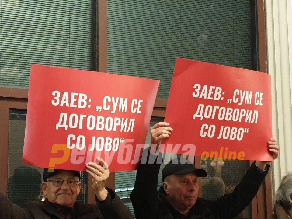 Заев го урна правниот систем во Македонија