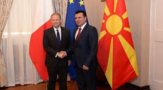 Кои се луѓето со кои Заев во Малта имал тајни средби за бизниси – премиерот Мускат, кој падна за криминал, и Али Гафур, тајкун на црните пари на Гадафи