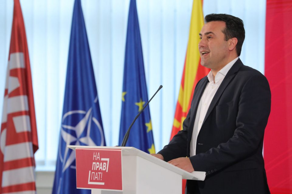 Заев: Коалицијата СДСМ-Беса ќе ја победи ДУИ во шестата ИЕ