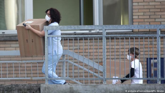 Ги бројат жртвите: Шести смртен случај од коронавирус во Италија