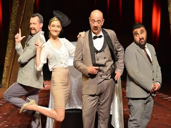 """""""Аналфабет"""" според Нушиќ на репертоарот на Народниот театар во Охрид"""