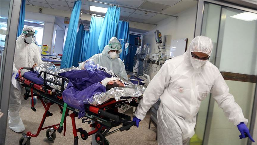 Рекордни 838 починати од ковид 19 во еден ден во Шпанија