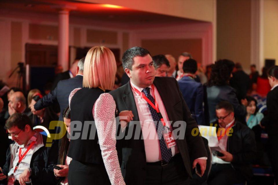 Стејт департментот го демантира Маричиќ
