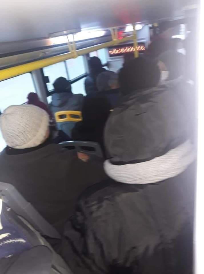 Помалку сликање, повеќе работа и повеќе автобуси за превоз за заштита на здравјето
