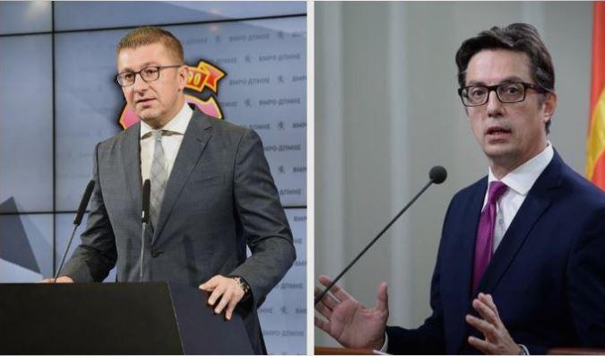 Мицкоски: Пендаровски глуми арбитер, а му слугува на Заев со потпишување на законите кои овозможуваат корупција