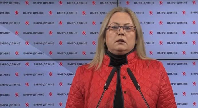 Стојаноска: ЈО со своето неделување во 2018, му овозможило на Дончев да го стори истиот криминал и во 2019 година