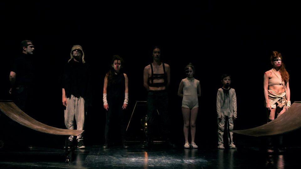 """Претставата """"Експеримент"""" во режија на Јане Спасиќ вечерва во МКЦ"""
