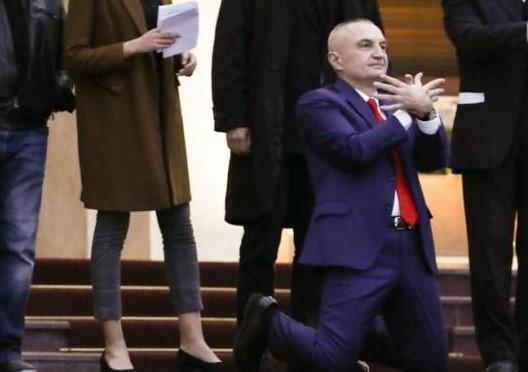 Рама:Убеден сум дека движењето на претседателот Мета наскоро ќе прерасне во партија