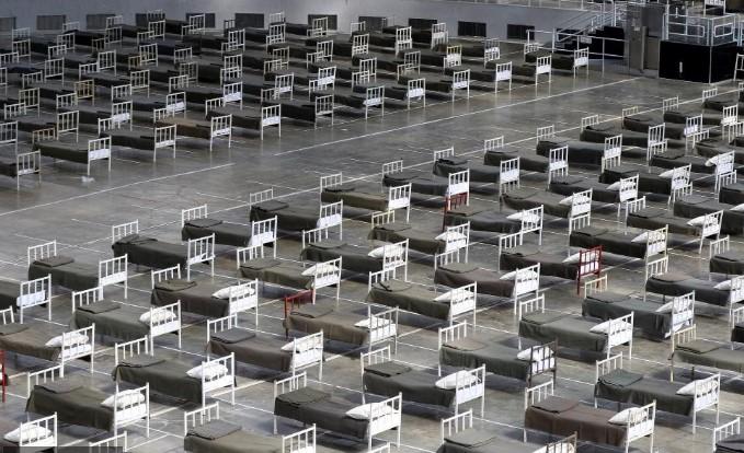 """Во понеделник се отвора ковид-болница во белградска """"Арена"""" со 500 кревети"""