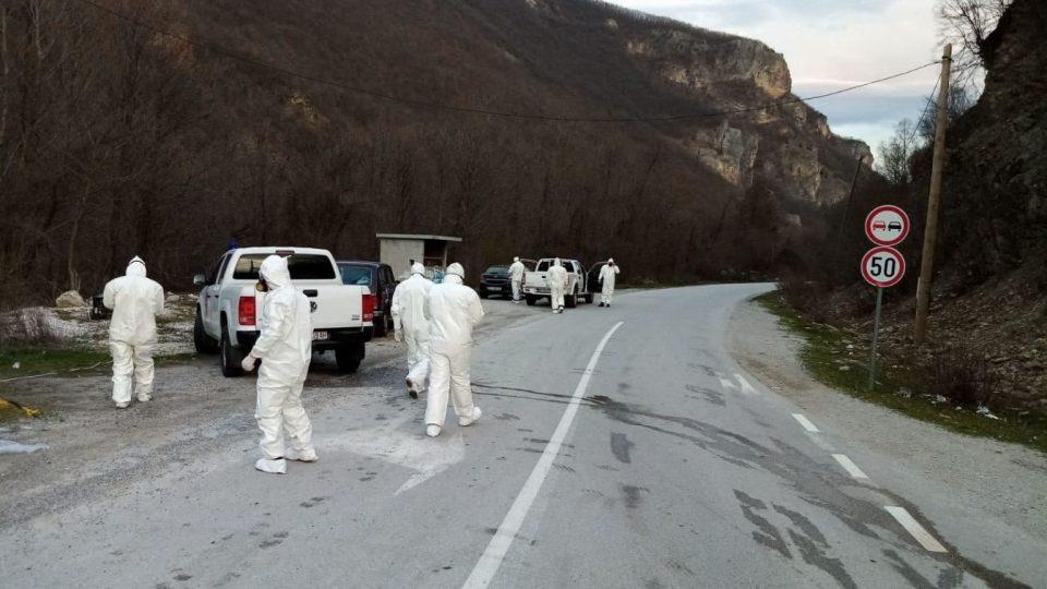 МВР: Казнети две лица во Дебар и Центар Жупа, безбедносната состојба стабилна